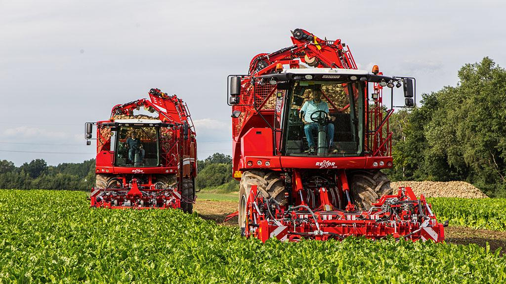 25 years wed to British agriculture: The story of Grimme UK
