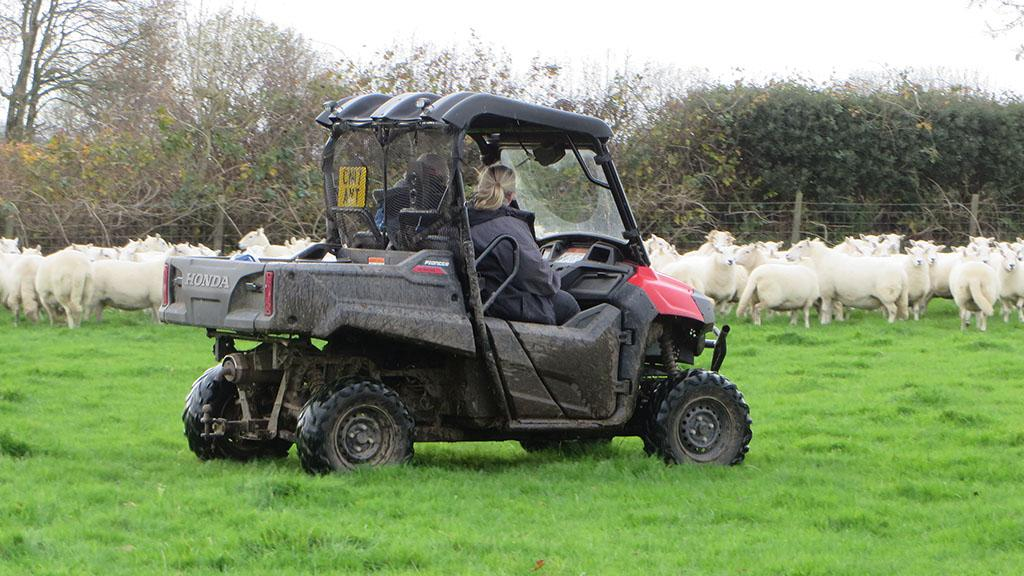 User story: Hill farmers pioneer nifty Honda runabout