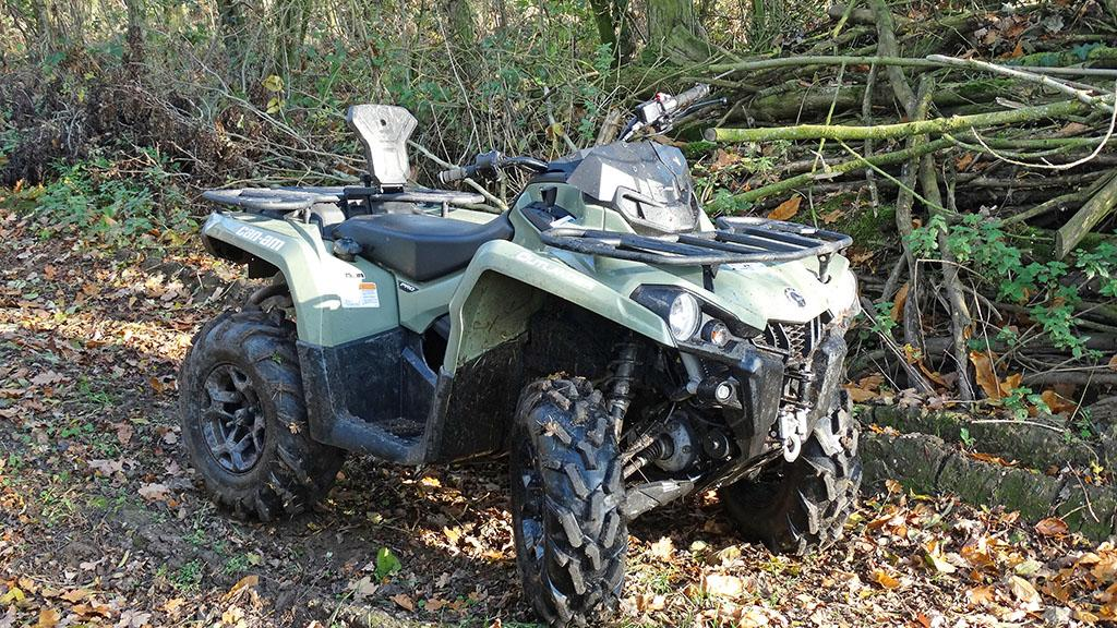 On-test: Winning performance from updated Can-Am Outlander 450 Pro T3