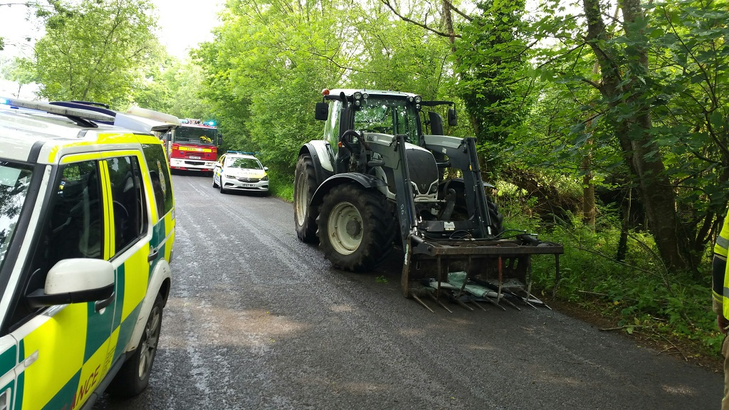 Is your tractor safe on the public highway?