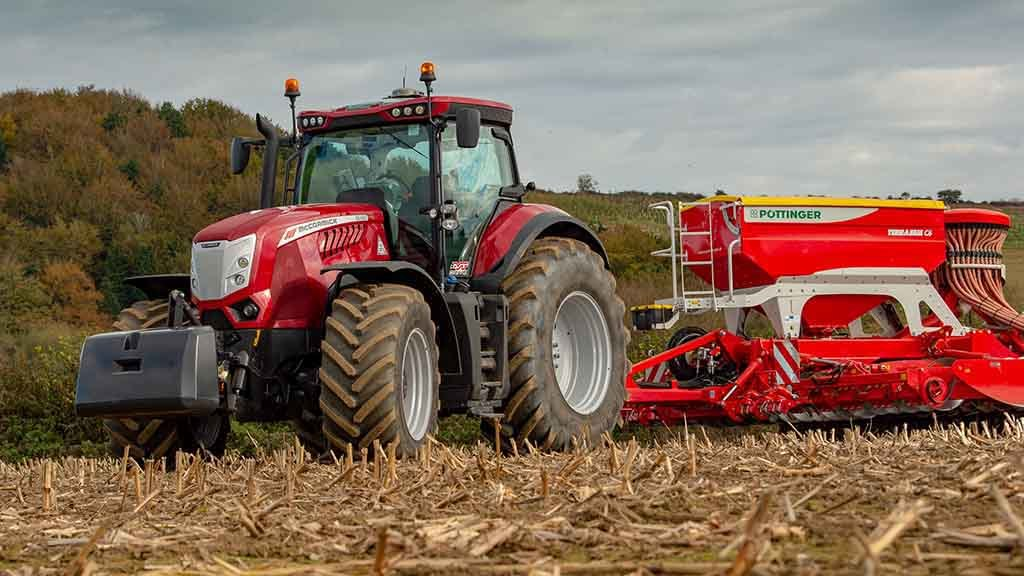 ON TEST VIDEO: Behind the wheel of the new McCormick X8.660