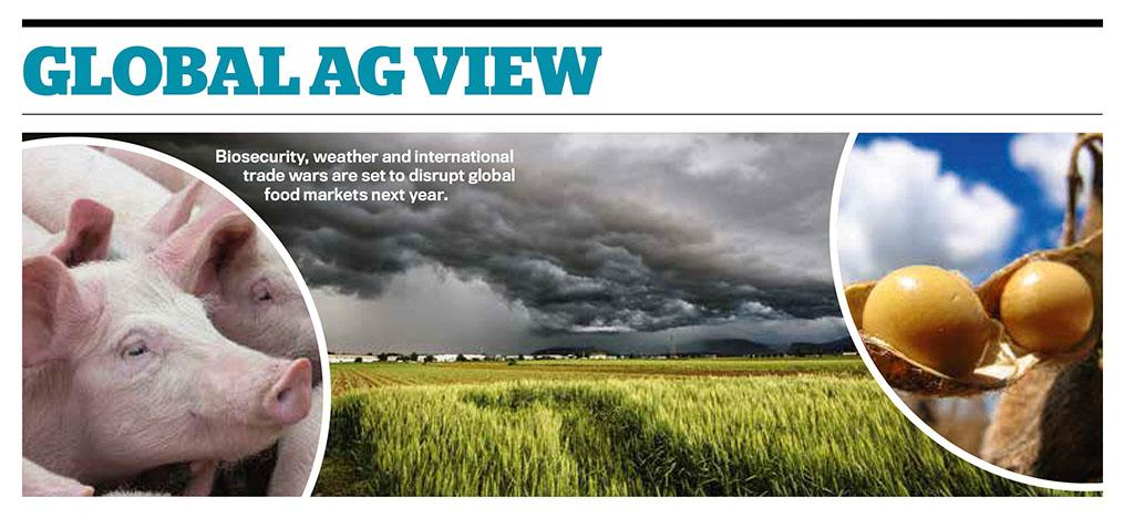 Global Ag View: Food price stability under threat