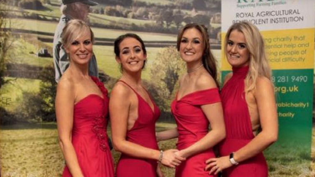 'Every penny will support farming families' - thousands raised at charity ball