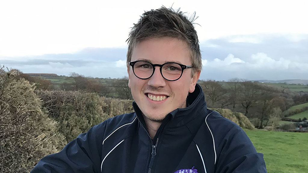Young farmer focus: Cennydd Owen Jones, 24 - 'YFC breathes life and energy into rural communities'