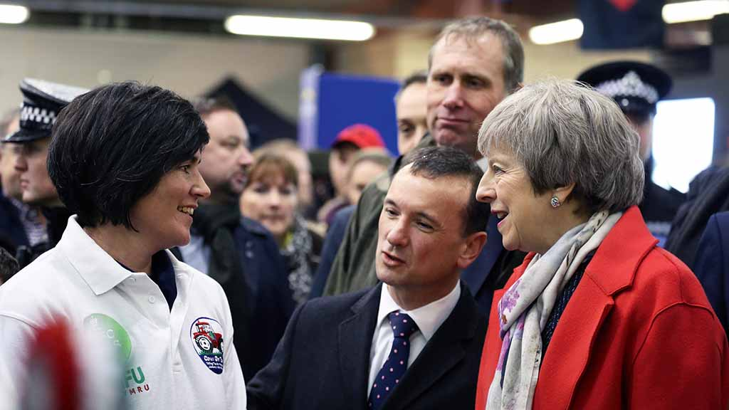 From the editor: Hopefully Theresa May's winter fair trip opened her eyes to farming's role