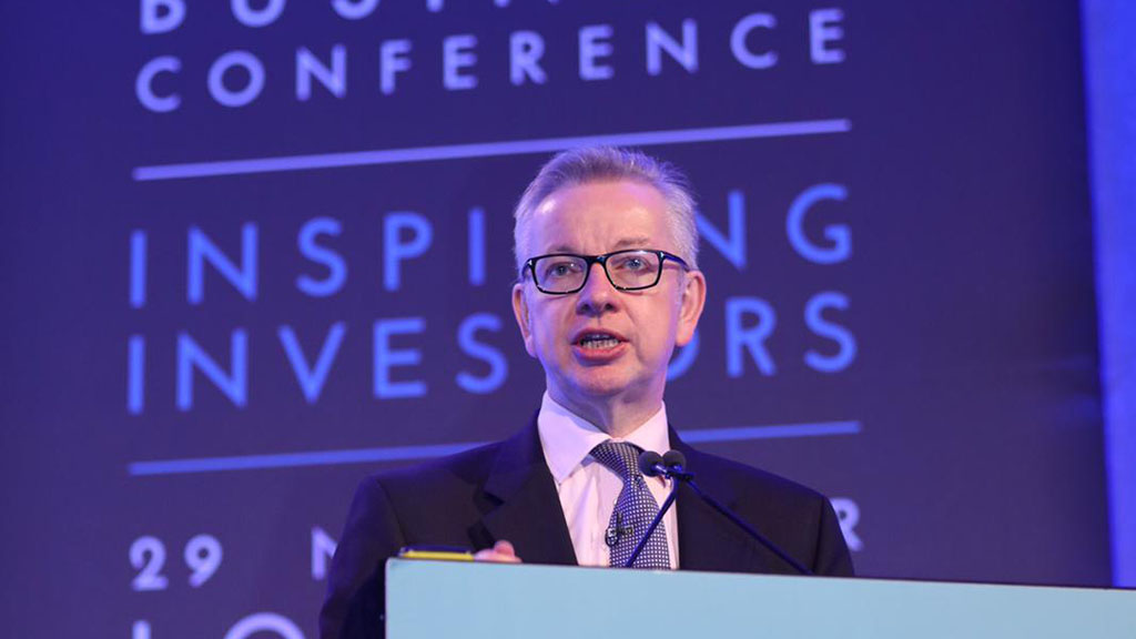 Defra Secretary Michael Gove encourages farmers to back Prime Minister