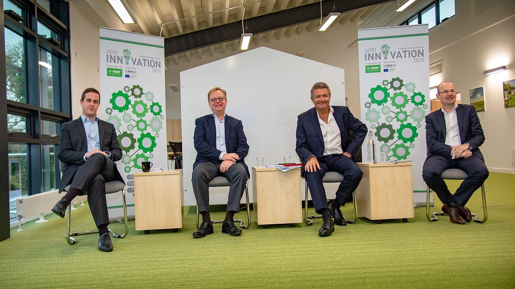Finalists battle for unique investment at Agri Innovation Den 2018