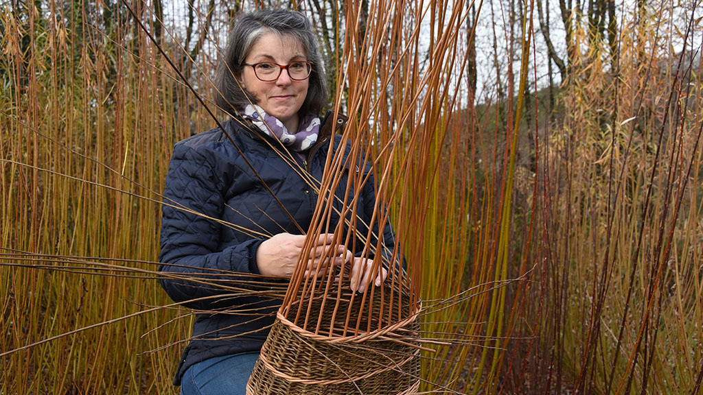 Backbone of Britain: Weaving traditional willow craft back in to the community