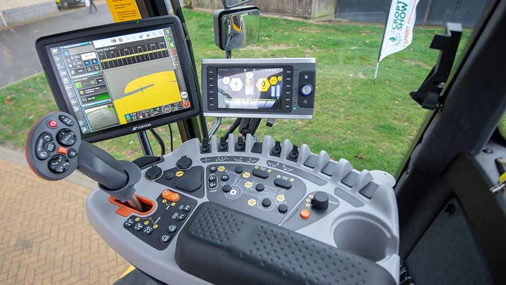 CropTec Show 2018: A closer look at all the latest machinery technology