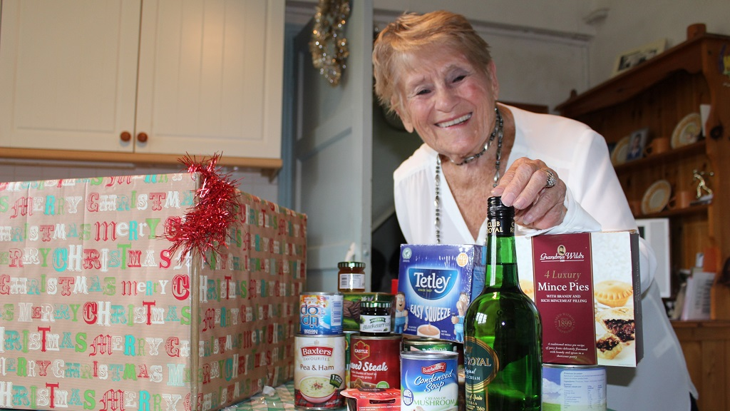 Farming charity to send festive hampers to elderly, sick and disabled