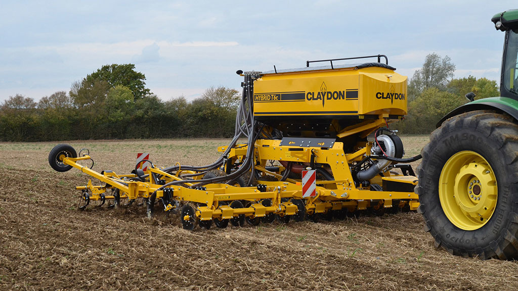 Clayon to reveal compact trailed drill