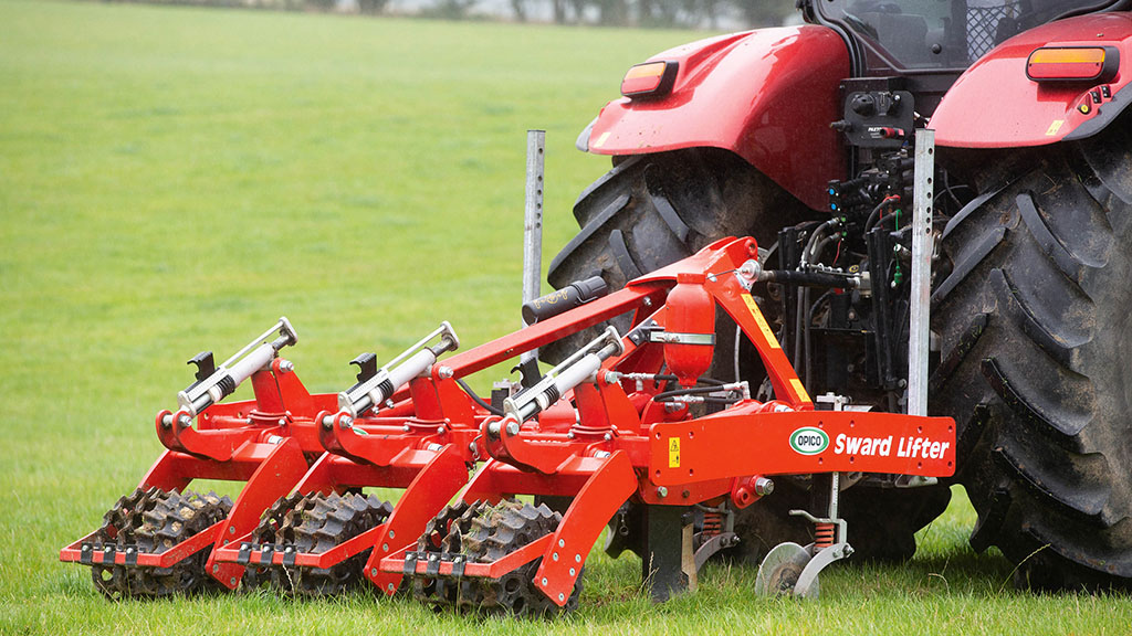 Opico strengthens its Sward Lifter