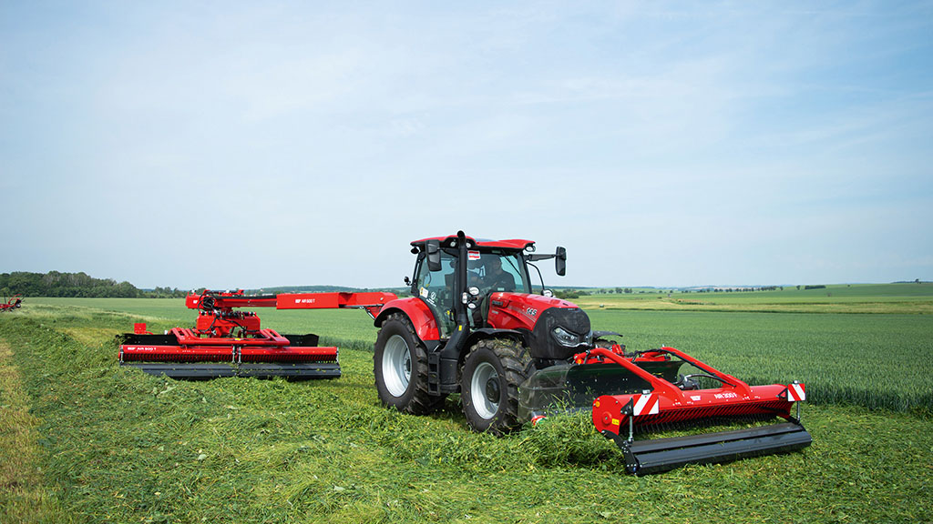 SIP extends its grassland kit range
