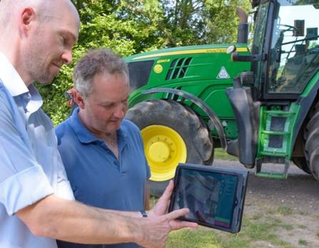 CropTec Show: Satellite imagery will aid decision making