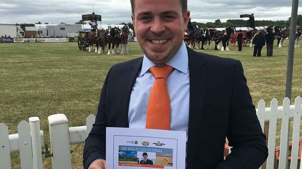 Young farmer focus: Sam Walton, 29 - 'Diversification gives us the chance to tell our farming stories'