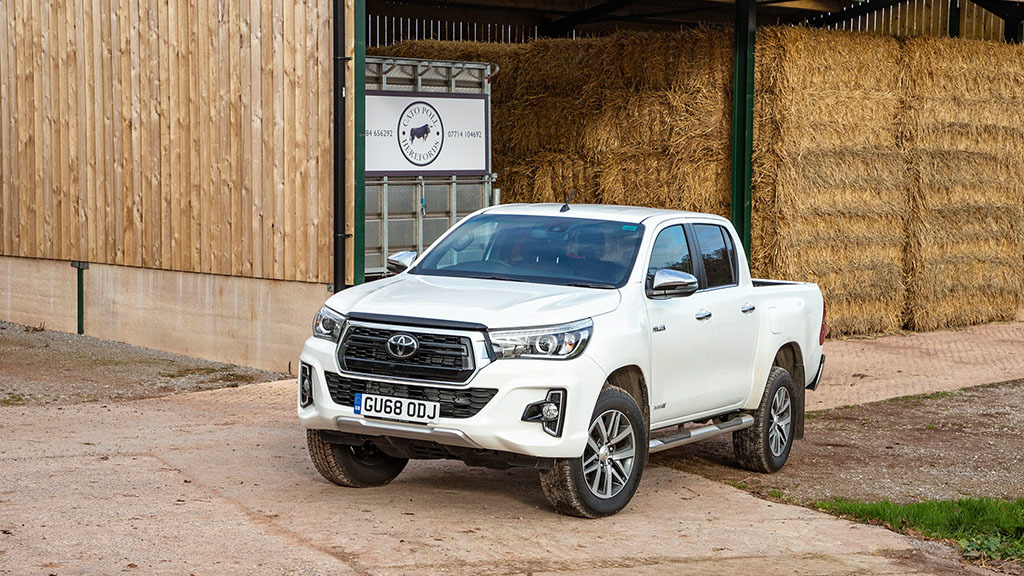 Something a little extra: Toyota Hilux Invincible X put to the test