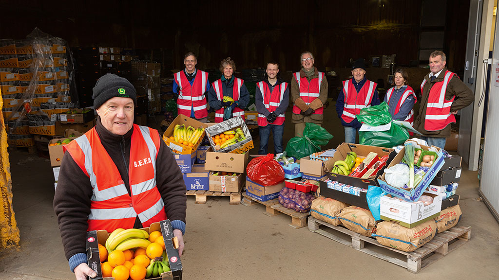 Backbone of Britain: Farmers at the core of Christmas charity appeal