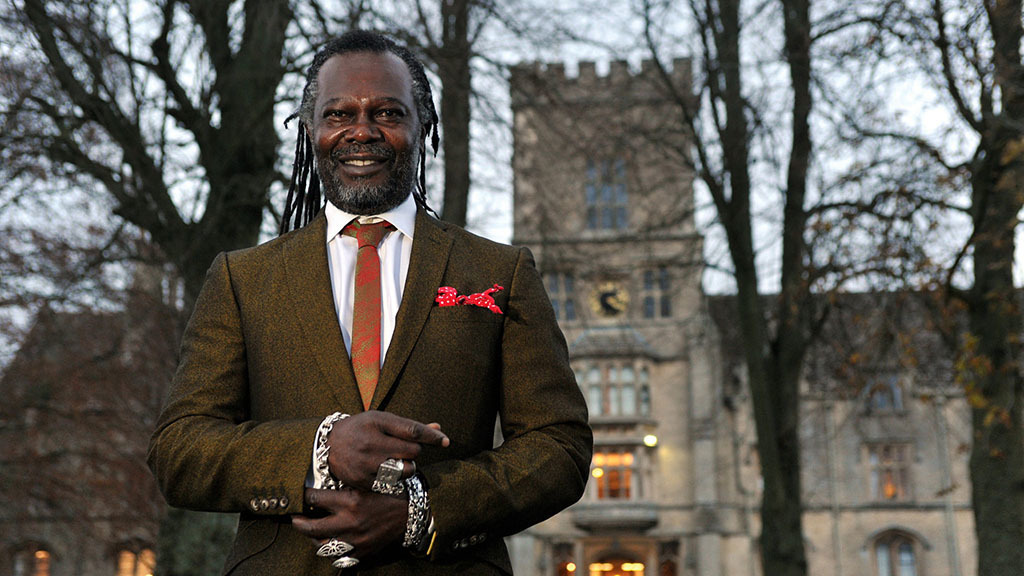 'The brand is Levi Roots. I am the brand' - food businesses need personality