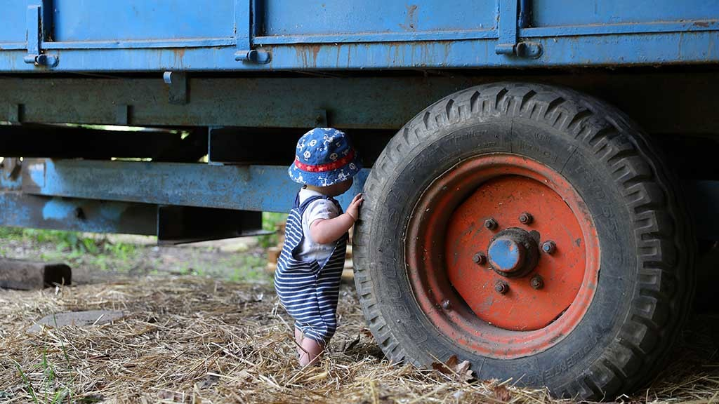 Farming Matters: 'Nothing is worth the risk of your child being hurt on-farm'