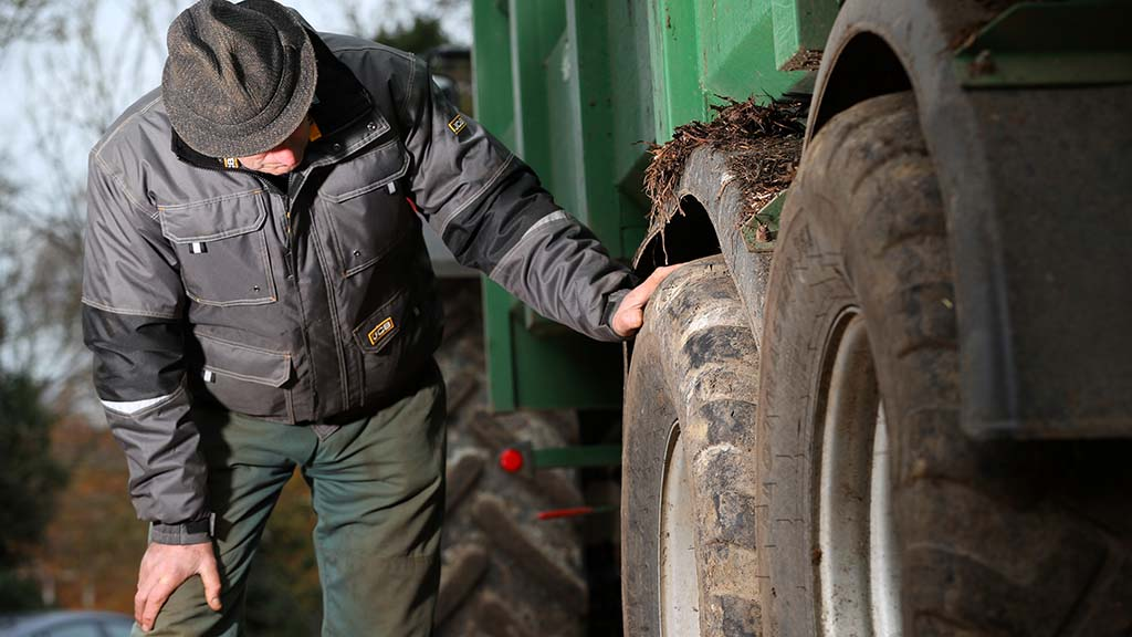 HSE chairman urges farmers to shake off feeling of 'it won't happen to me'