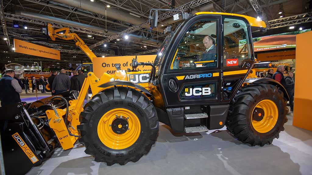 Lamma Show 2019: Latest loader updates and developments