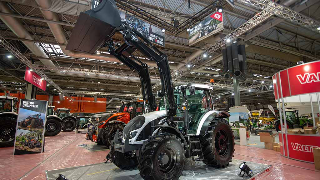 Lamma Show 2019: All the latest tractor developments
