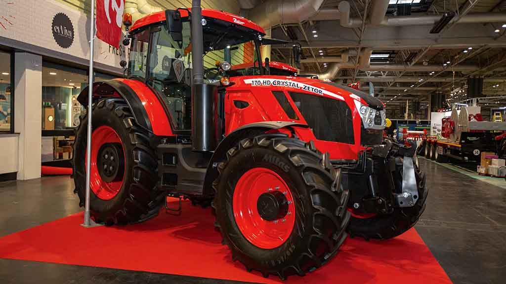 Zetor Crystal 170 HD
