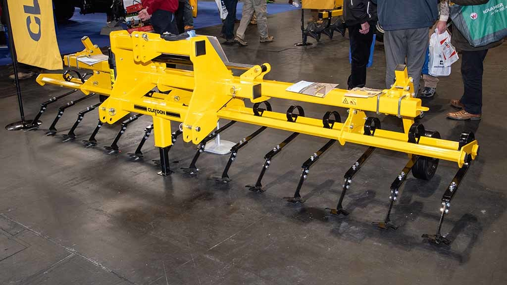 Claydon TerraBlade inter-row hoe
