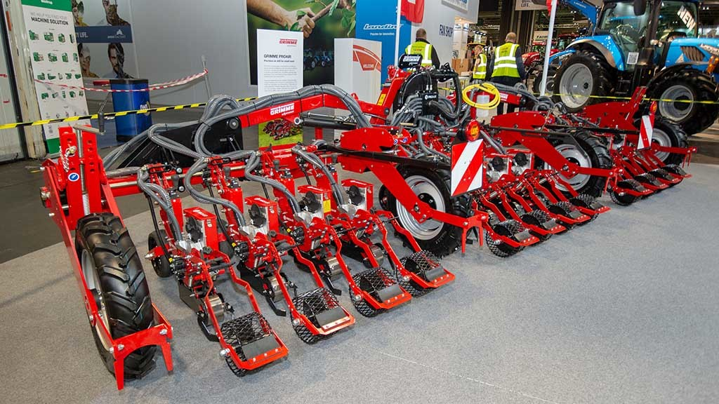 Grimme Pro Air precision planter