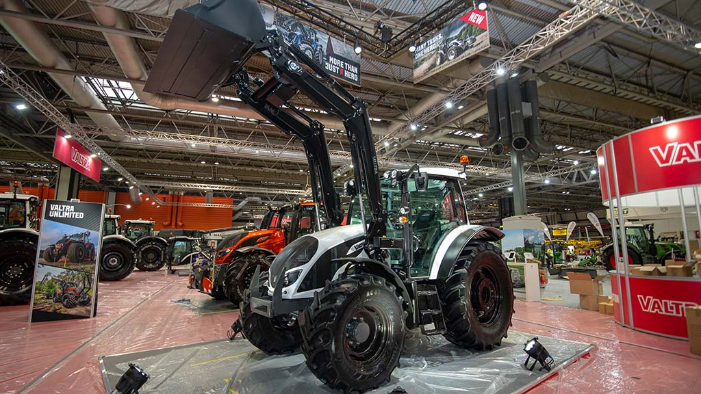 VALTRA A SERIES (SMALL CHASSIS)