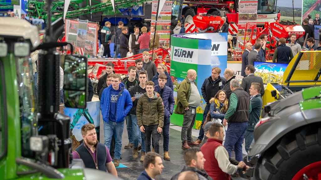 'What a great success' - visitors impressed as Lamma Show thrives at new NEC home