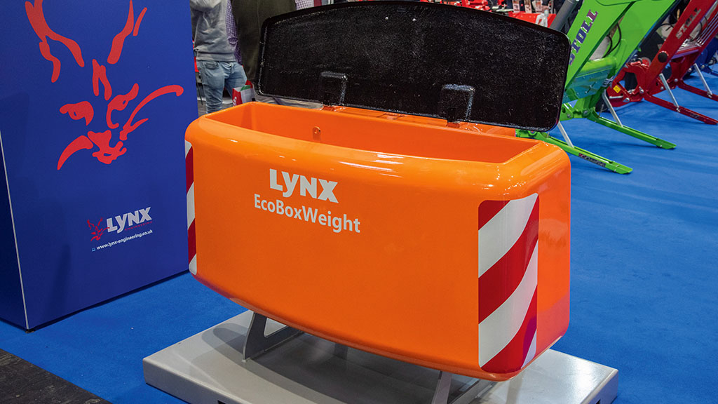 Lamma Show 2019: Components and maintenance