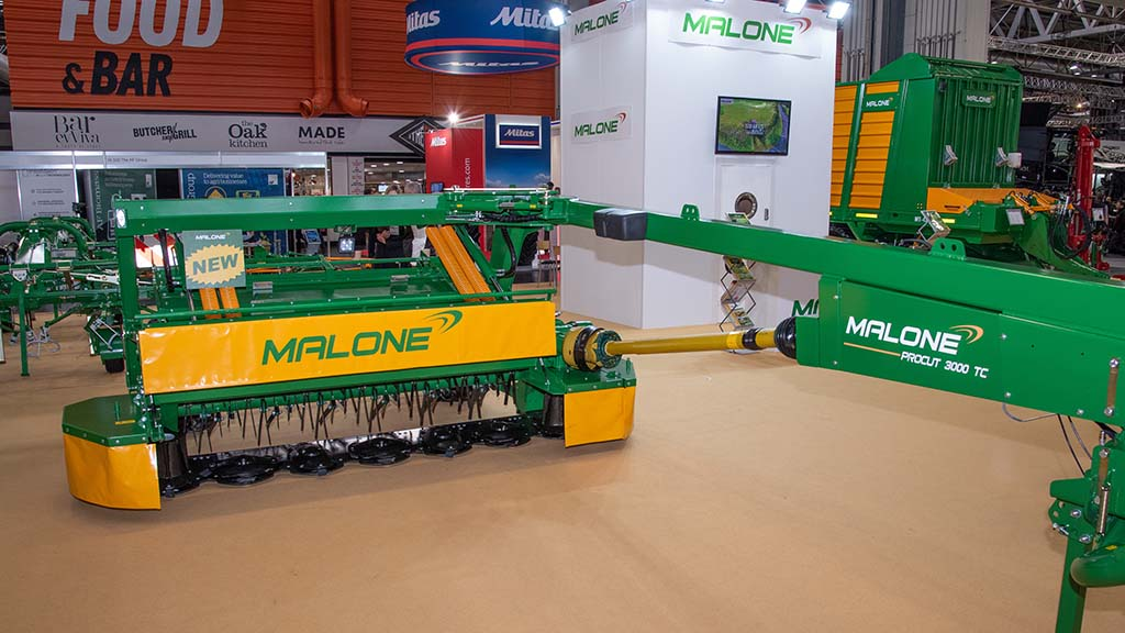 Malone Procut 300 trailed mower