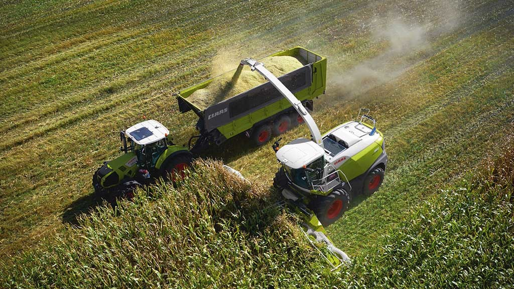 User review: Claas Jaguar 980 forager updates proving their worth
