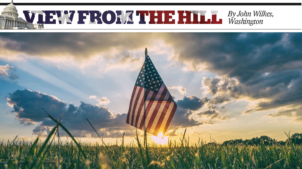 View from the hill: 'Agriculture focus of US presidential campaigns'