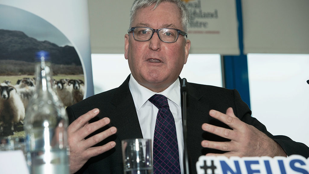 NFUS 19: Fergus Ewing fails to bring clarity to LFASS funding conundrum