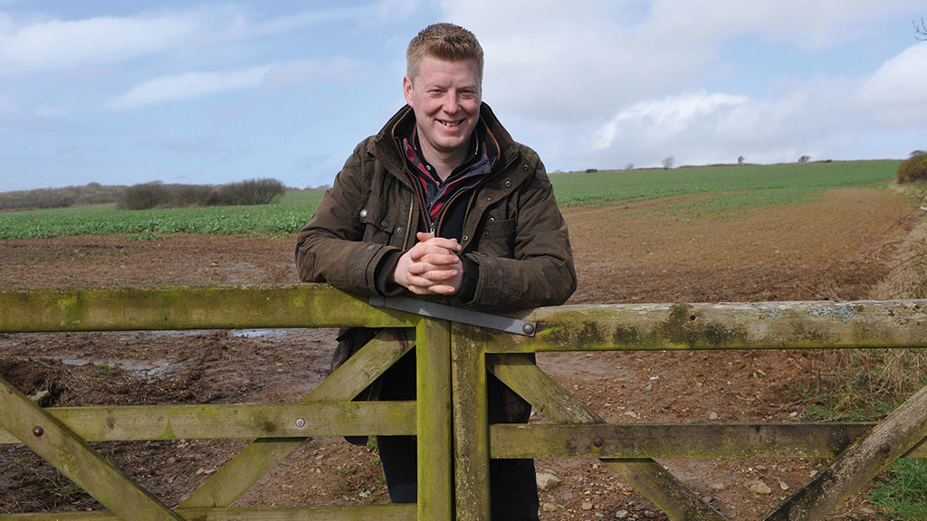 How one Pembrokeshire monitor farmer has cut his costs without cutting yields