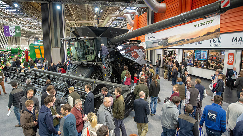 Free entry, free parking: Lamma Show 2020 visitor registration now open