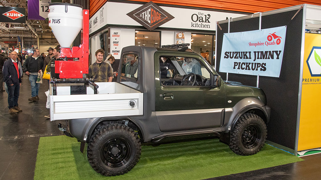 Lamma Show 2019: Farm transport and security highlights
