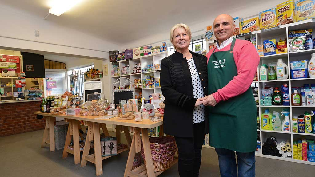 Backbone of Britain: Meet the couple caring for the rural community and battling social isolation