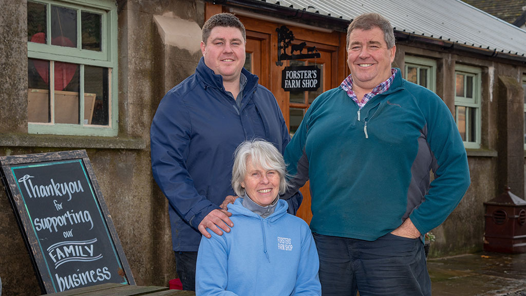 Farm profile: Family at the heart of organic diversification