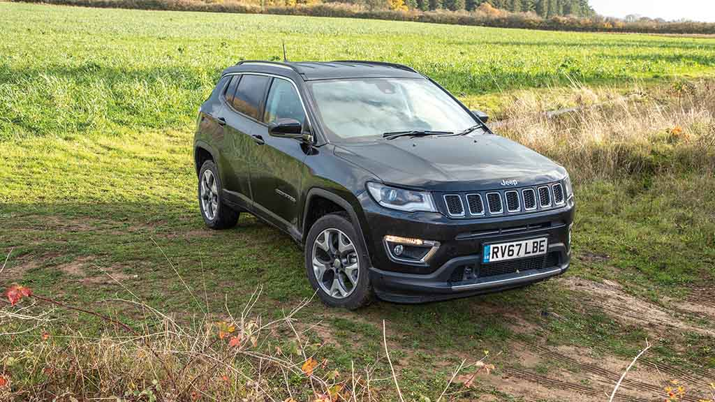 Review: Jeep's Compass points in many directions