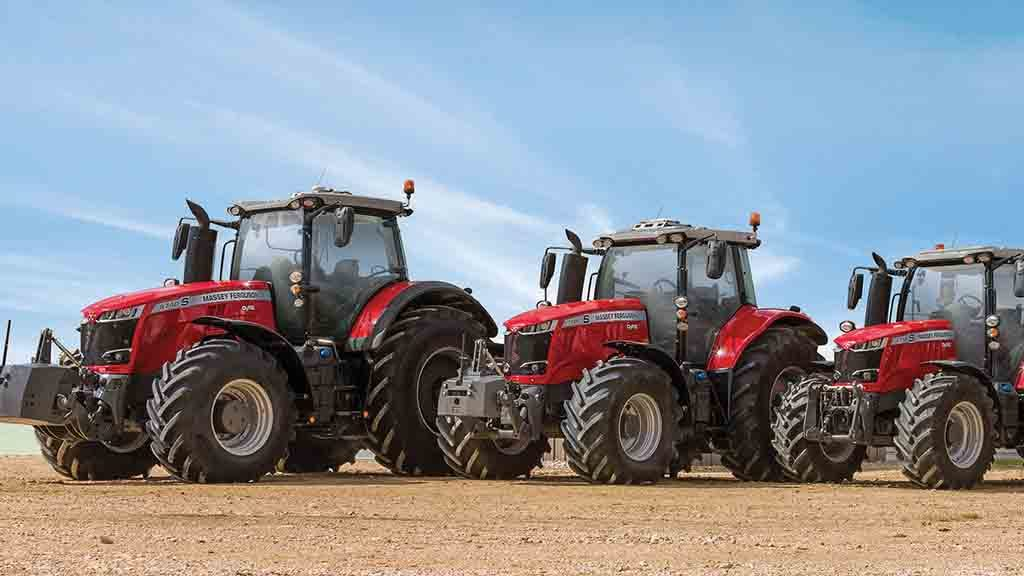 Massey Ferguson sets expansion wheels in motion