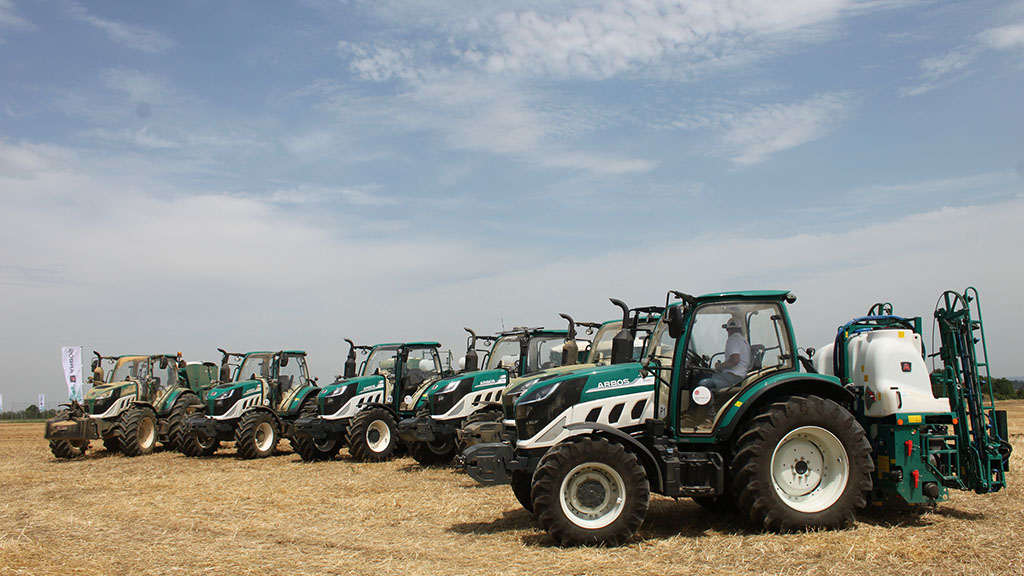New Chinese-funded Italian tractor manufacturer has big plans