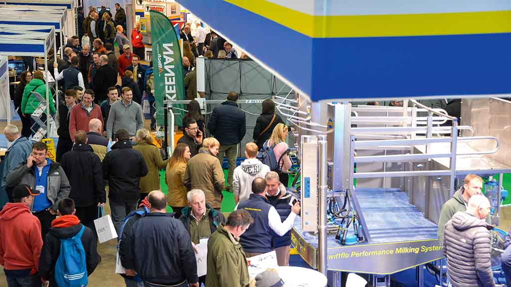 Ideas and innovation: Everything you need to know about Dairy-Tech 2019