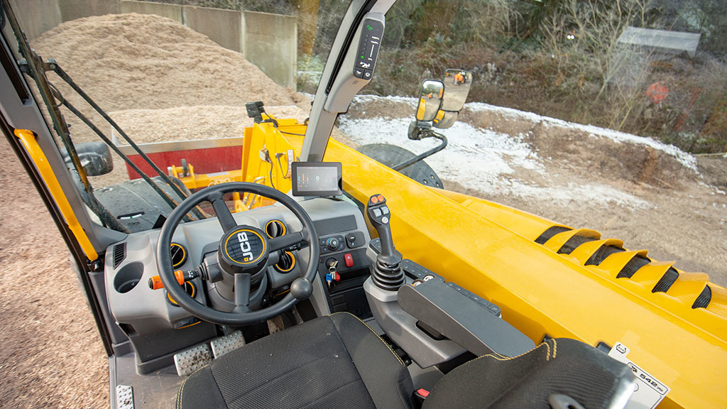 IN PICTURES: JCB spends £8million developing new Loadall range