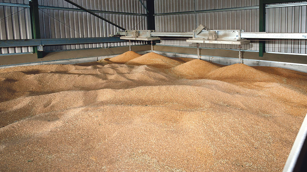 An eye on the grain market - February 22 update