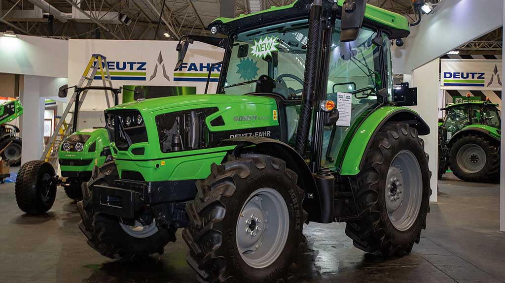 DEUTZ-FAHR 5D KEYLINE SERIES