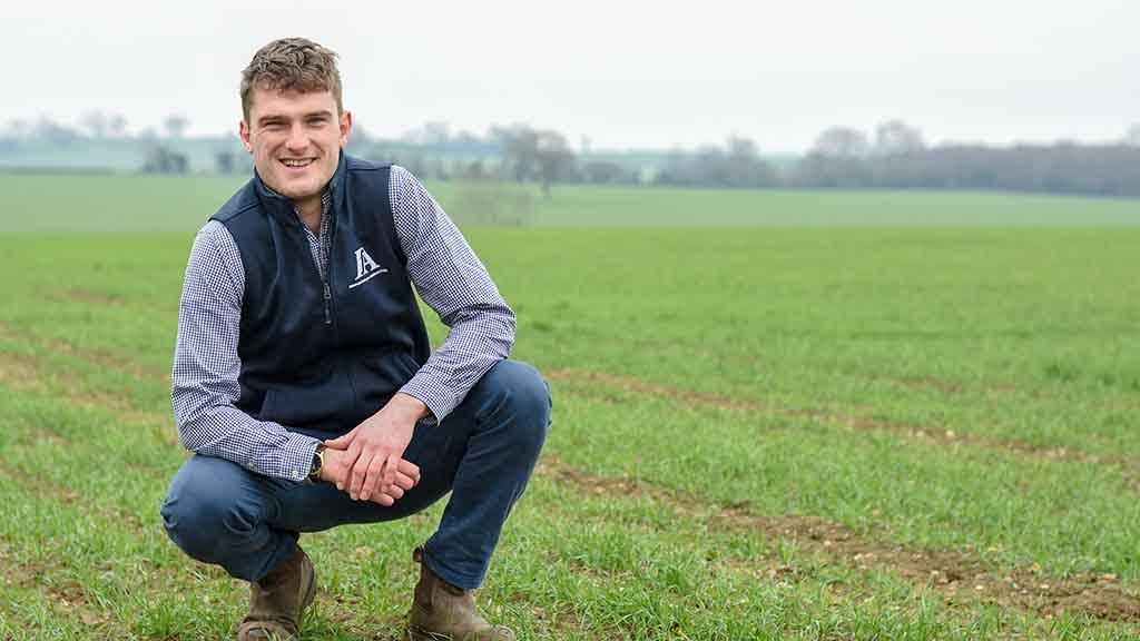 Young Farmer Focus: Joe Collins - 'I plan to work and study in South America this year'