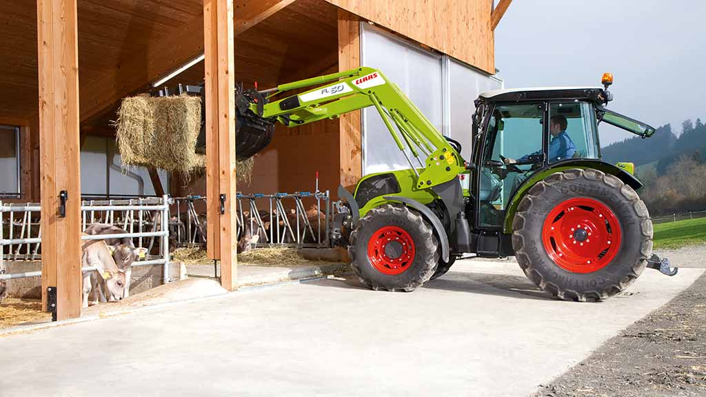 Busy at the bottom: The sub-100hp tractors available on the UK market